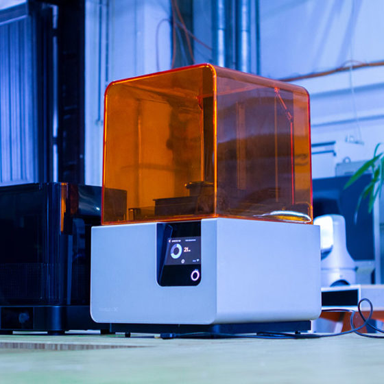 3D Print — SLA — Formlabs 2 — Introduction [ENG]