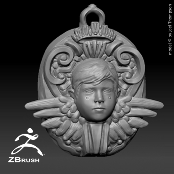 Model in Zbrush for 3D printing — Sculpt High Resolution Character Designs for 3D SLA Printing