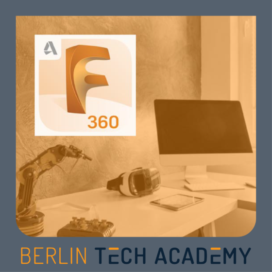 Autodesk Fusion 360 Online-Workshop [DE/ENG]